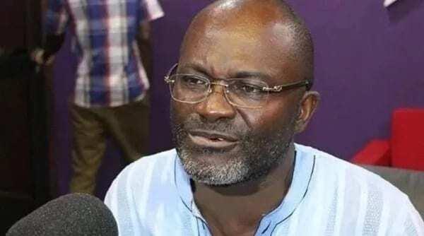 Koku Anyidoho must be 'physically disciplined' – Ken Agyapong