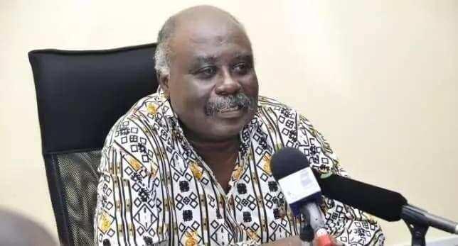 Charles Wereko Brobby urge's gov't to disregard EC staff's petition
