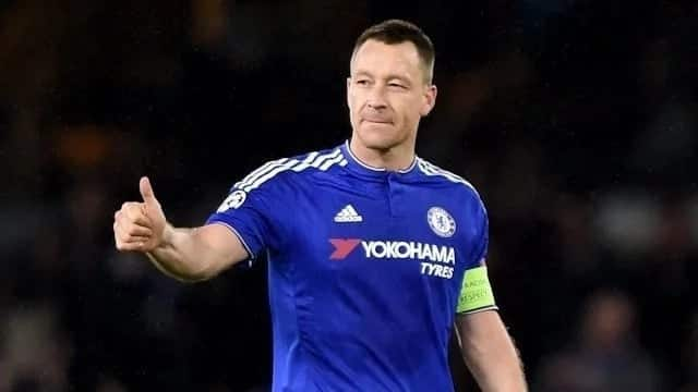 Former Chelsea captain John Terry and his son jam to Big Shaq's Man's Not Hot
