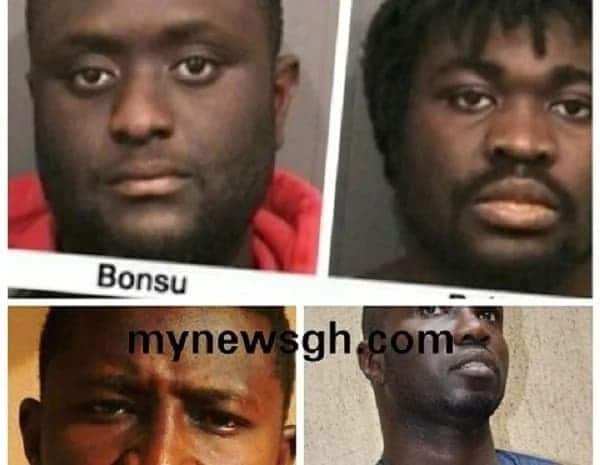 7 Ghanaians indicted for online scam, money laundering in US