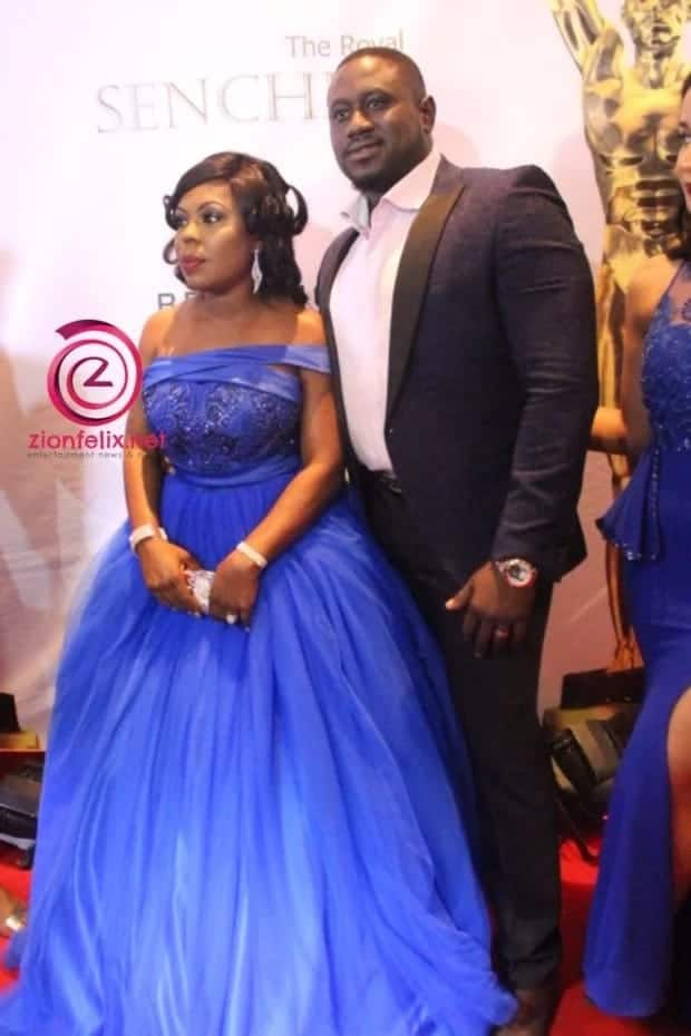 """PHOTOS: All to know about """"cheating"""" husband of Afia Schwarzenegger - Mr Lawrence Abrokwah"""