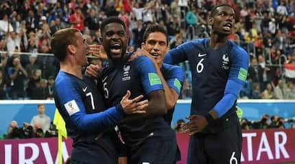 France profit from players of other countries at the World Cup - Iranian politician
