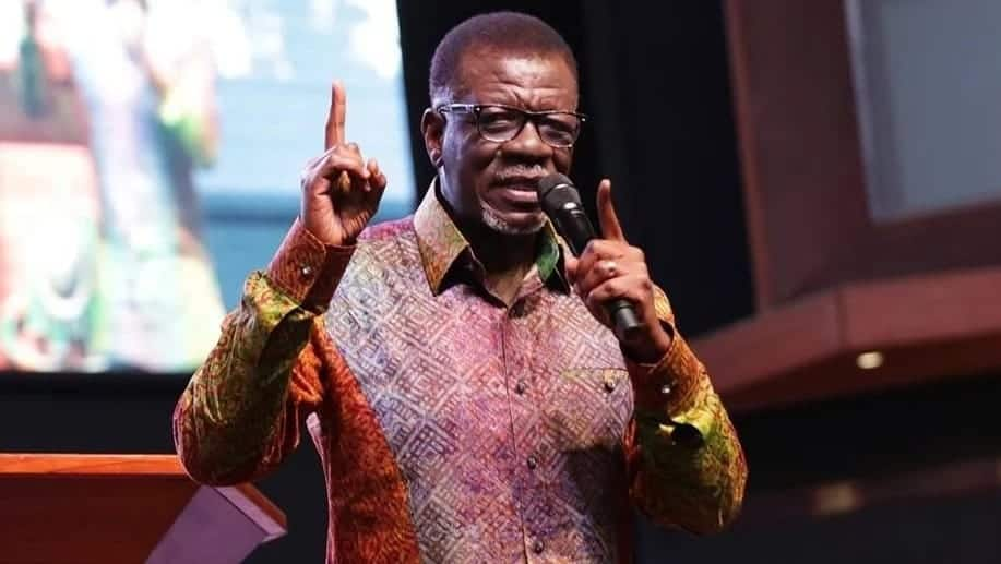 Stop hustling for husbands after acting 'silly' in your youth - Otabil tells young ladies