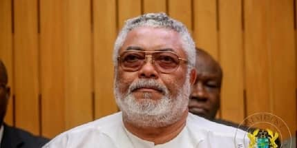 Rawlings throws subtle jab at Kennedy Agyapong over Anas' partner killing