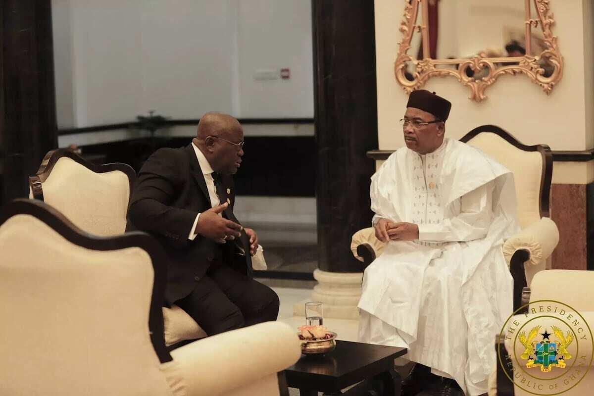 photos of Nana Akufo-Addo's participation in International Solar Alliance Summit