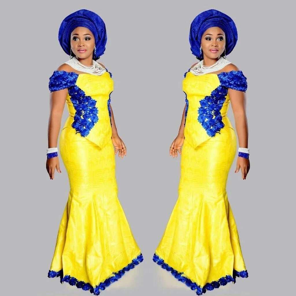 african print kaba styles