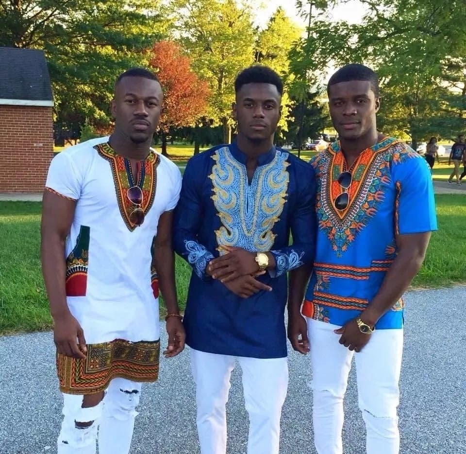 Different Types of African Dresses african attire outfits african attire latest