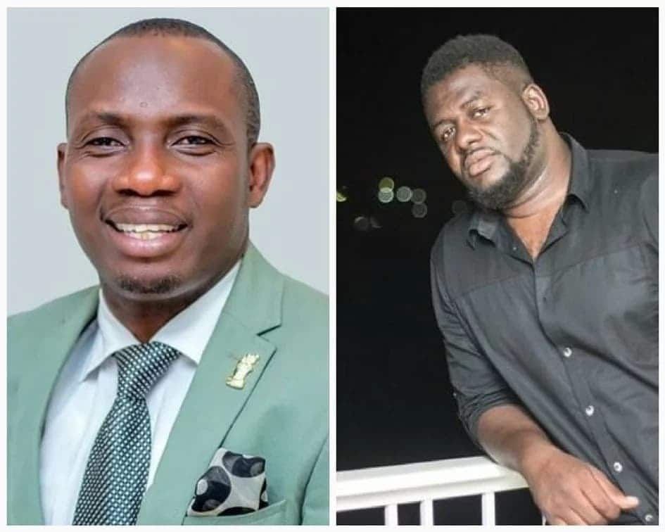 Bull Dog recommends Counsellor Lutterodt gets a counsellor for himself