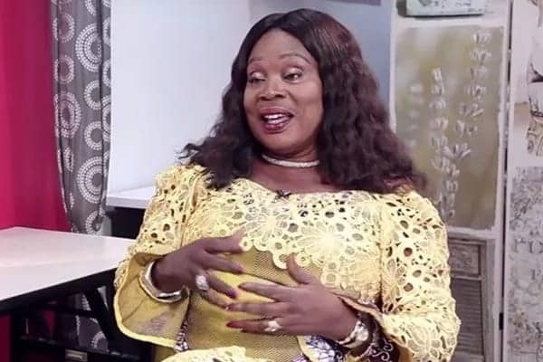 Moesha's butt is artificial; Maame Dokono advises her to keep her body well