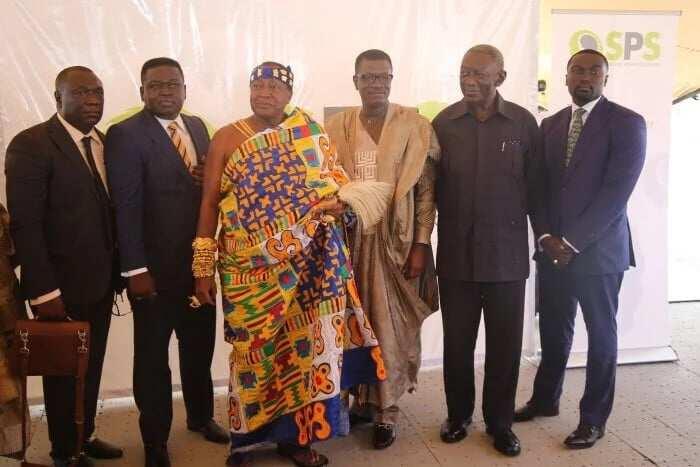 Dr. Mensa Otabil is not a politician - J.A Kufuor