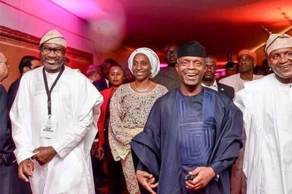 Bill Gates, Akufo-Addo attend grand finale wedding of Africa's richest man