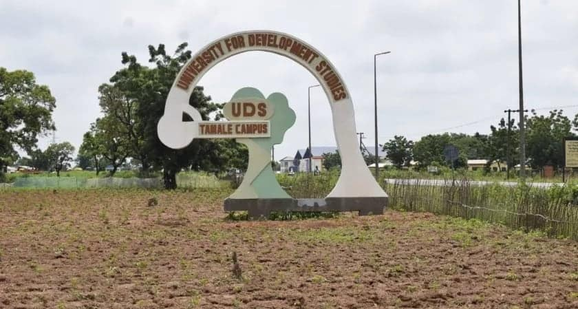 Courses offered at UDS