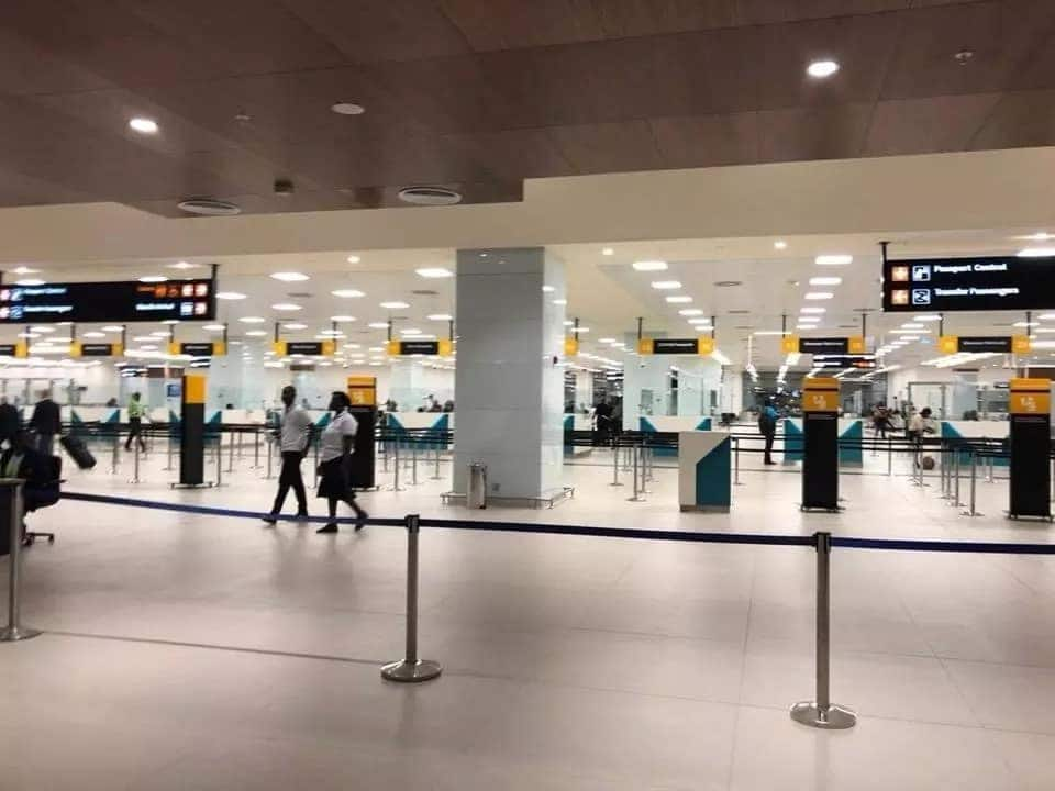 KIA's Terminal 3 draws praise from Ghanaians, foreigners