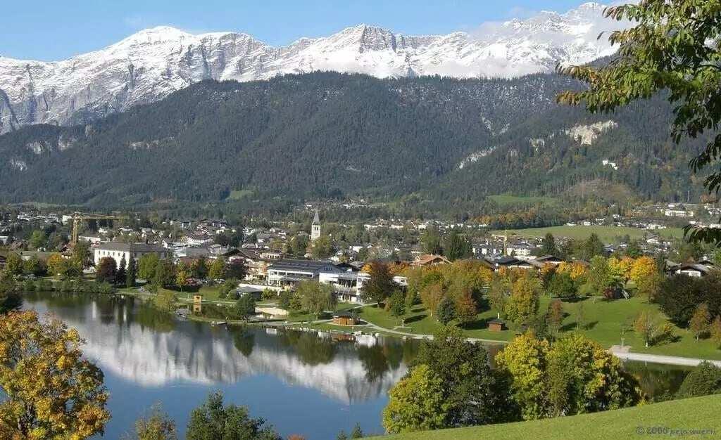 List of popular cities in Austria List of names of cities in Austria States in Austria