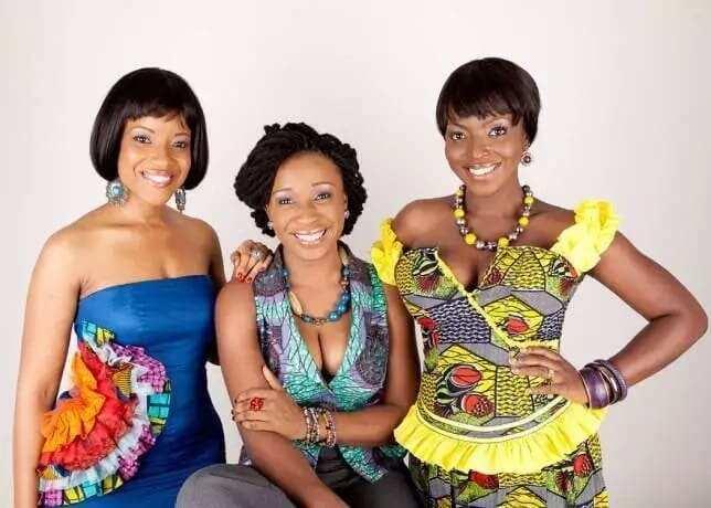 Latest Ghanaian Dresses