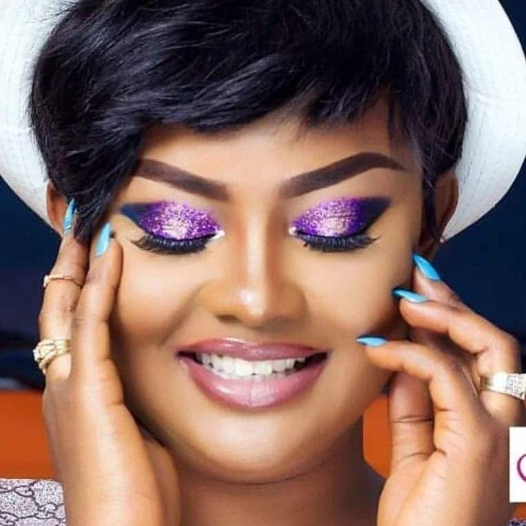 """killer"" pictures that Nana Ama McBrown wowed us with this"
