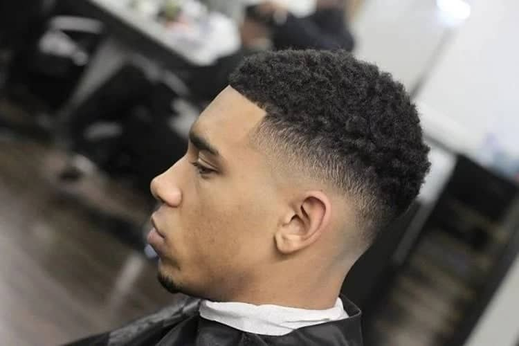 Haircuts for black men in 2018