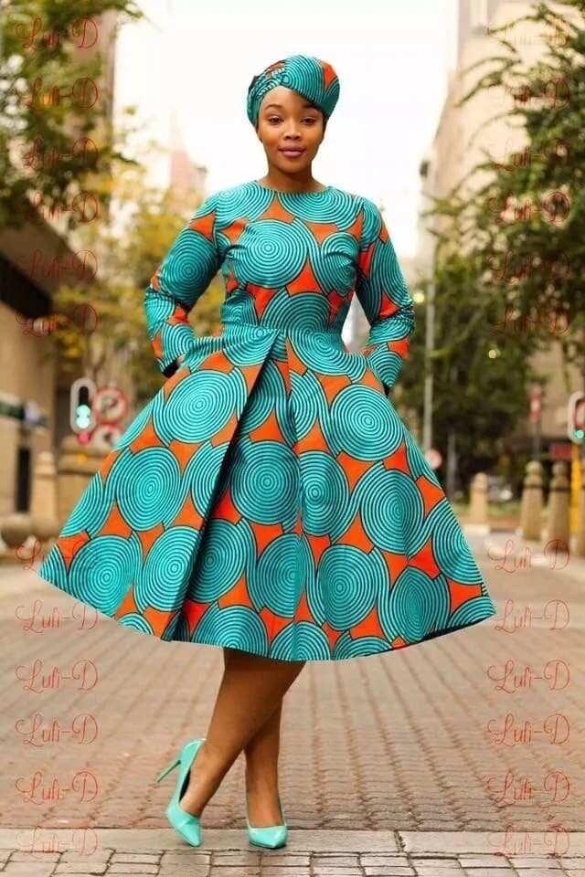 Latest ankara fashion styles to wear in Ghana (2018)