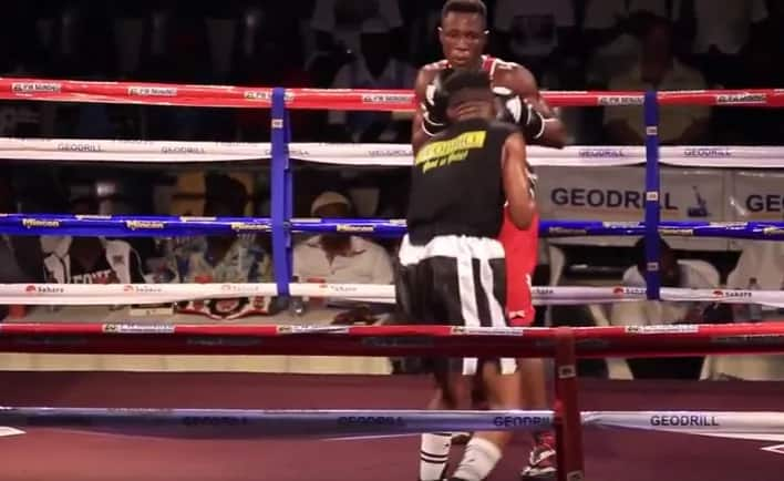 Please don't expect my son to be as great as I was; he is his own master - Azumah Nelson