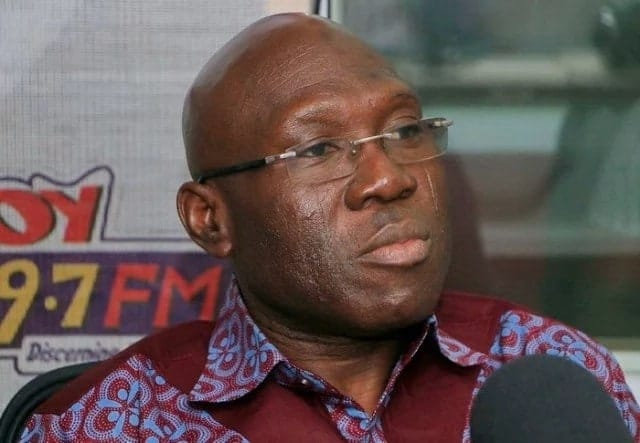 NDC MP, Youth Organiser 'fight'over campaign car