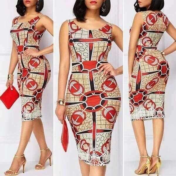 Latest African wear styles 2019
