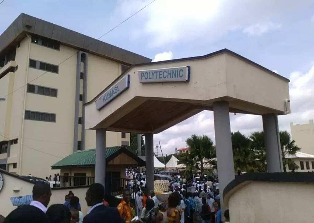 Kumasi Polytechnic Online Registration