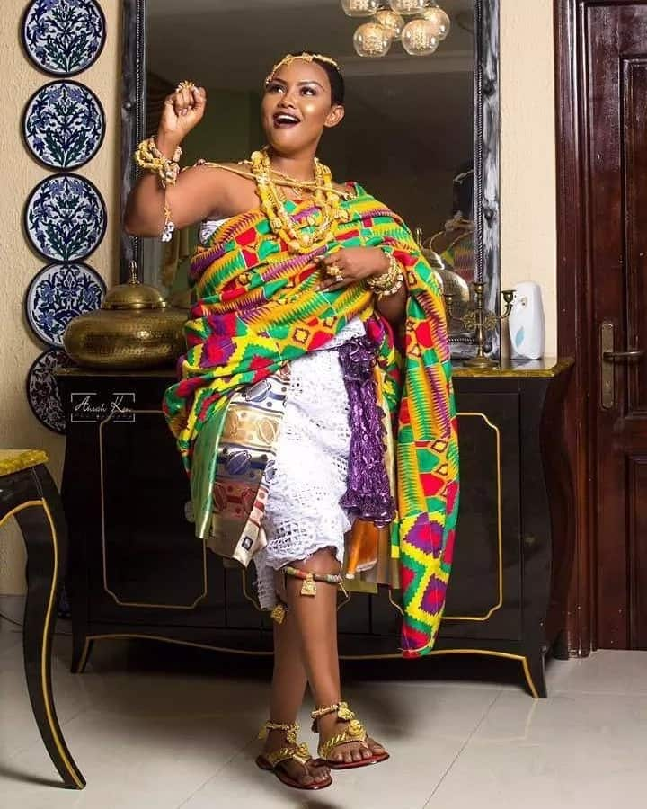 Nana Ama Mcbrown turns 43