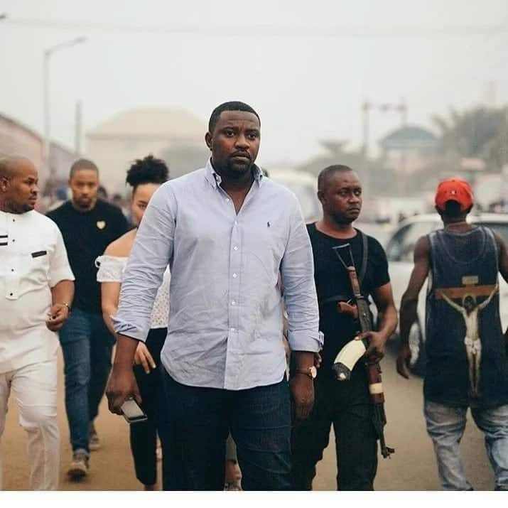 X photos of John Dumelo's travels in the last 12 months