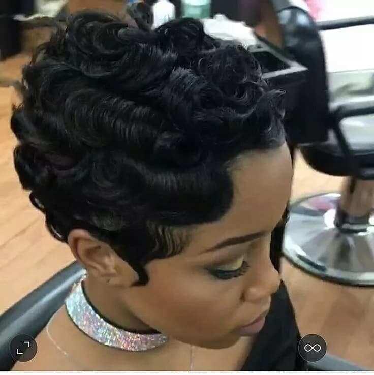 Best Finger Waves Hairstyles In Ghana Yen Com Gh