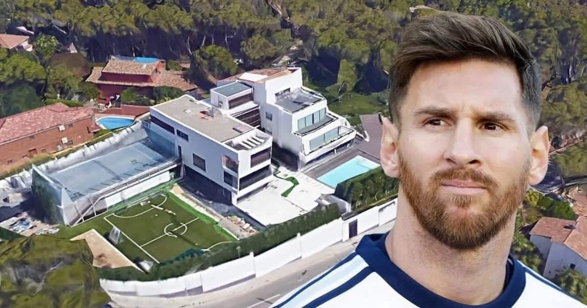 Lionel Messi net worth 2018
