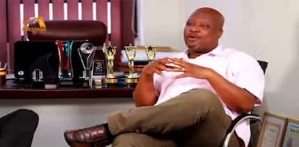 Kwame Sefa Kayi speaks about how he was 'forced' into GJA
