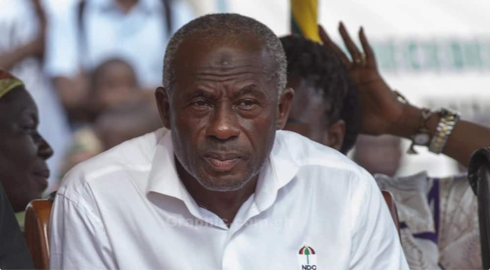 Collins Dauda, 2 other Mahama appointees slapped with criminal charges over Saglemi Housing Project
