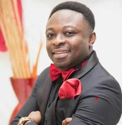 Gospel musician Kwaku Gyasi reacts to allegations of occultism