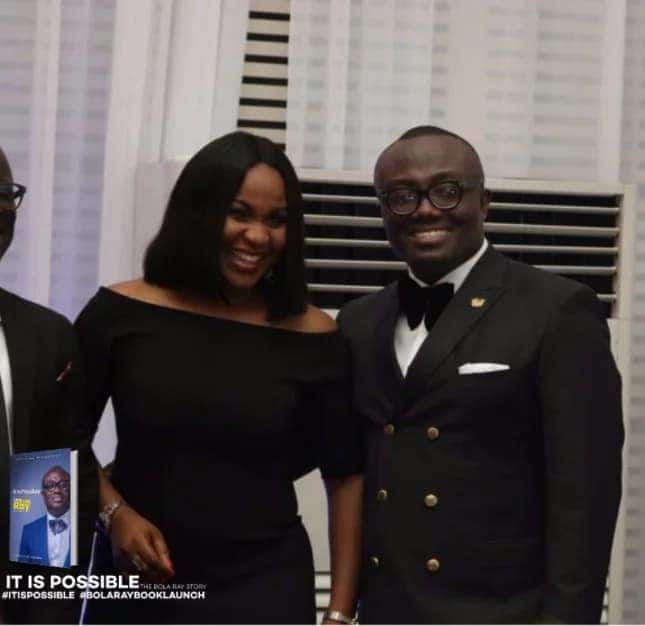 All the photos you missed from ace broadcaster, Bola Ray's book launch