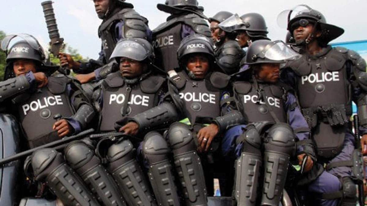 Robbery and defilement on the rise - Ghana Police