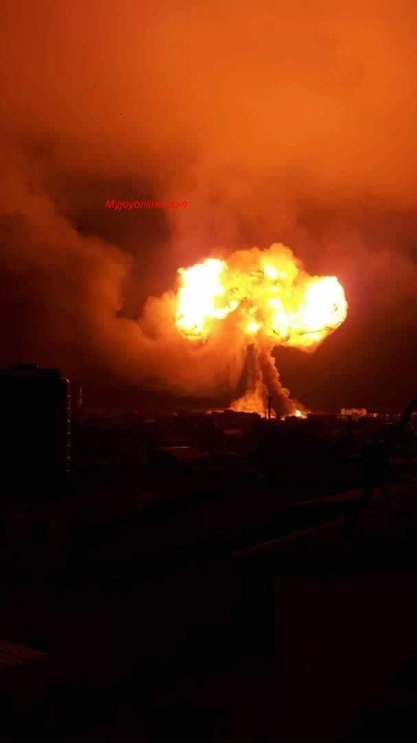 Update: Two dead, over 30 injured in Atomic junction gas explosion