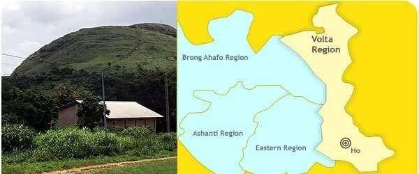 The Biggest Region in Ghana