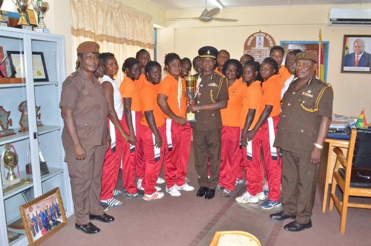 ghana prisons service recruitment 2016 ghana prison ghana prison service ghana prison service recruitment