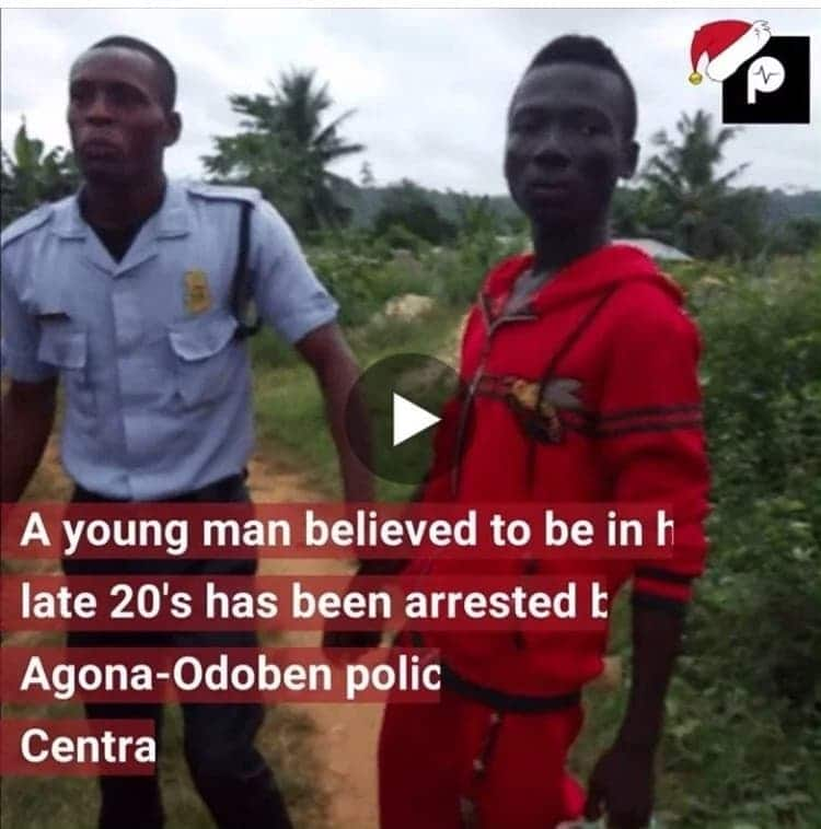 'Juju' man in Asamankese reports young man who came to kill his boss for money rituals to the police