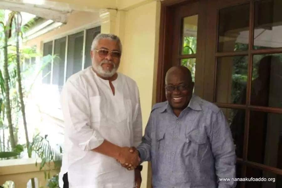 """Be careful of Rawlings and other """"snakes under grass"""" - Nana Addo warned by top NDC official"""