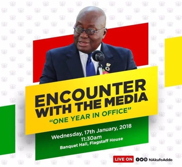 6 tough, fiery questions Nana Addo will be answering at crucial media encounter