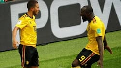 Belgium beats Tunisia as it eyes path to final