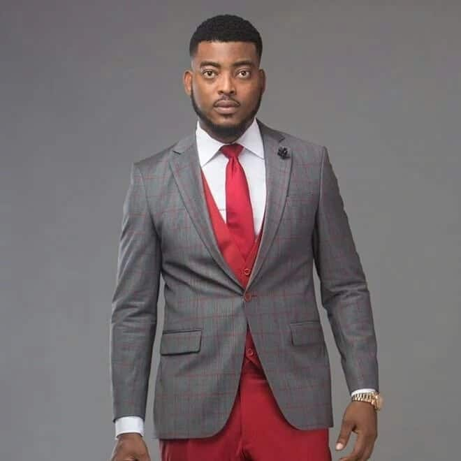 I do not mess around with ladies like Dumelo - James Gardiner reveals