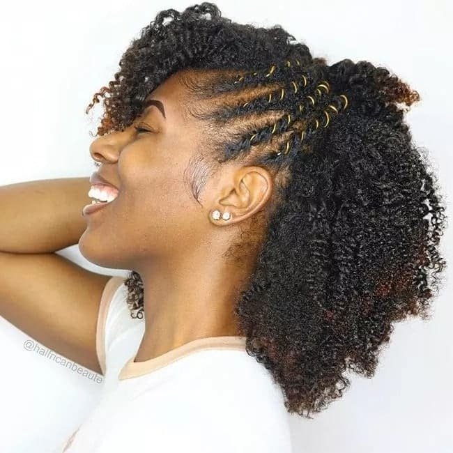 Natural hairstyles African natural hairstyles Twist hairstyles for short natural hair Easy hairstyles for natural hair