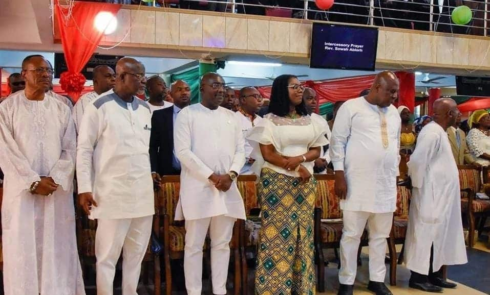 Bawumia and government appointees