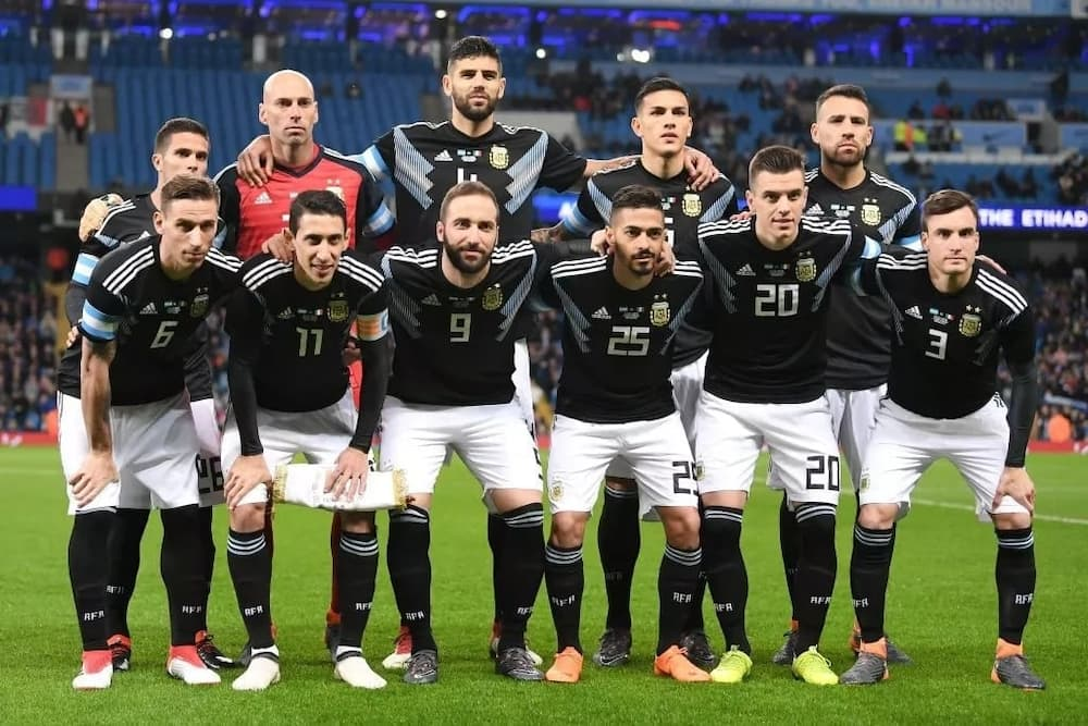 Argentina 2018 world cup squad
