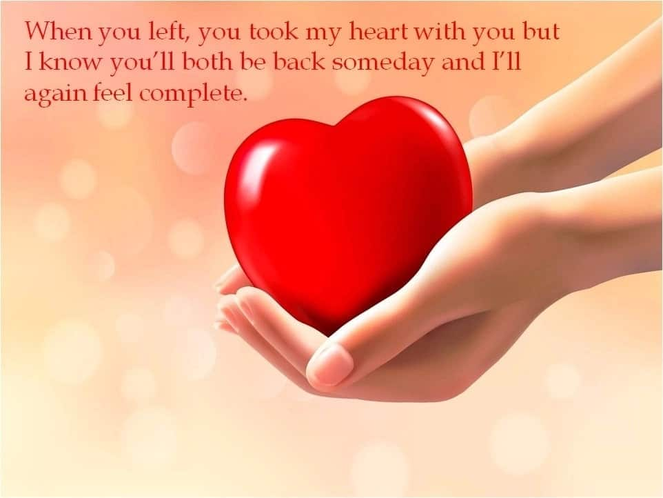 Long distance relationship messages from the heart ▷ YEN COM GH