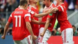 Russia wallop Saudi Arabia in opening game of World Cup 2018