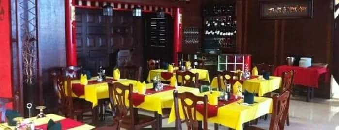 Enda Chinese restaurant Accra Mall