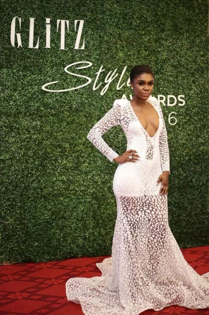 Photos and winners at the Glitz Style Awards 2016